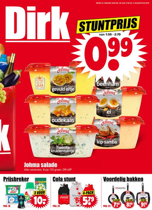 1ac63a32a5df25 Dirk - aanbiedingen week 31 - Pagina 1